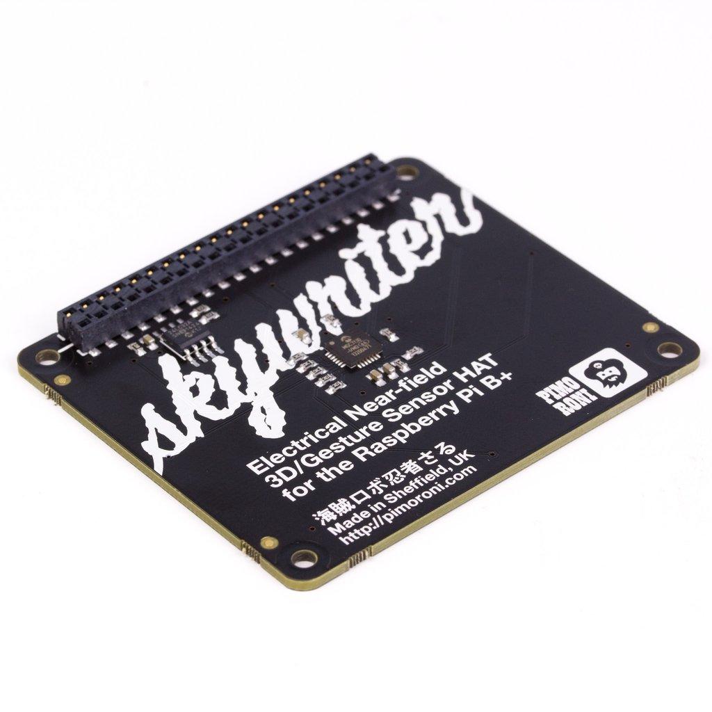Raspberry Pi közeli tér érzékelő modul 3D mozgás érzékelő KIT Skywriter Hat