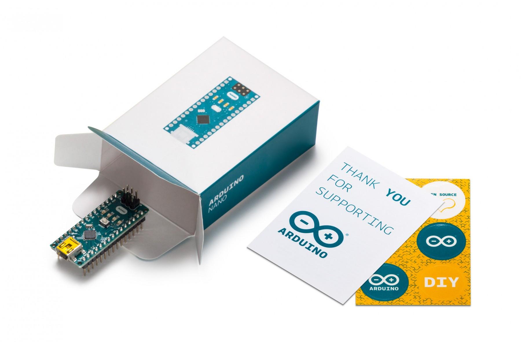 Arduino Nano Fejlesztői környezet KIT Arduino Nano -