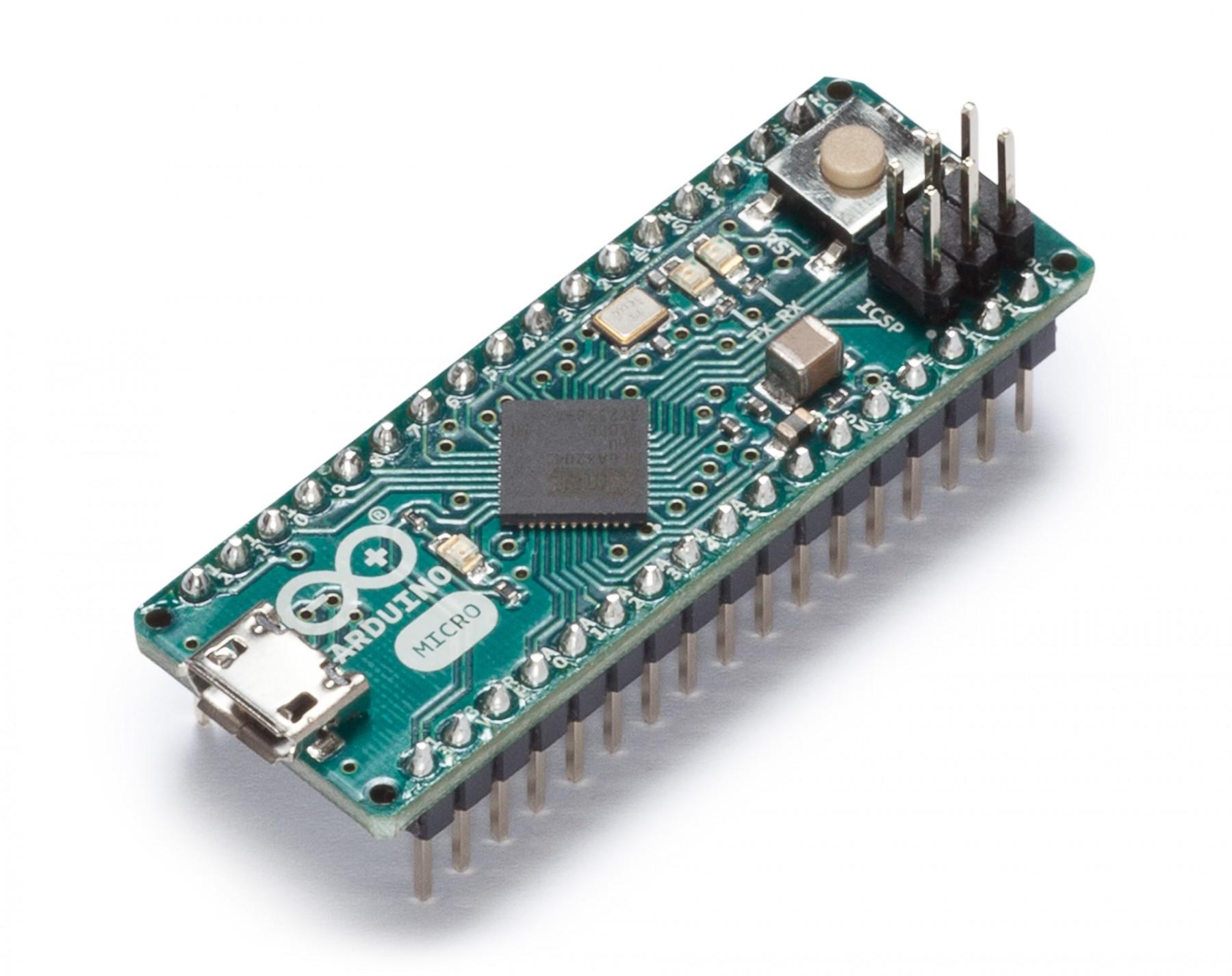 Arduino Micro Fejlesztői környezet KIT Arduino Micro