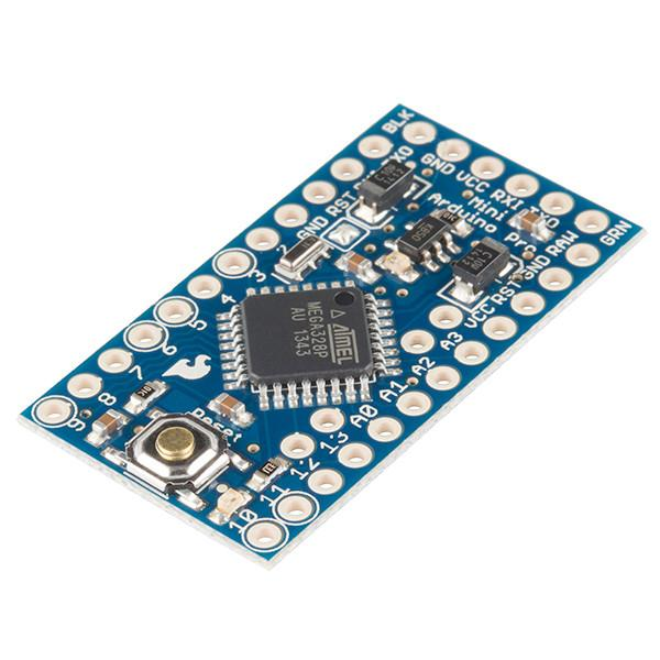Arduino Pro Mini 328 - 5V/16MHz KIT ARDUINO PRO MINI
