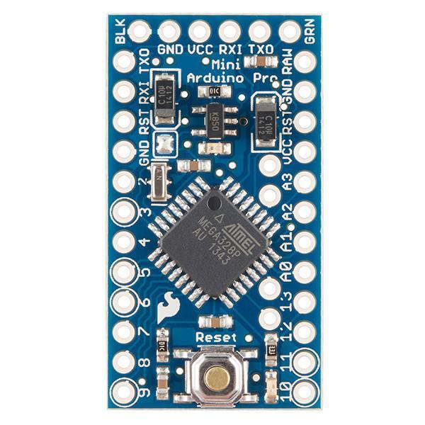 Arduino Pro Mini 328 - 5V/16MHz KIT ARDUINO PRO MINI -