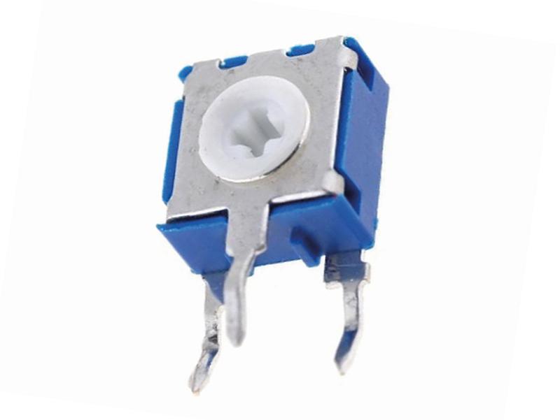TRIMMER 100K 6mm álló ACP CA6XH TRIM 100K-06V/A