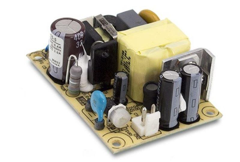 SMPS tápegység 80...264VAC 15W +12VDC 1.25A P.SUP.EPS-15-12