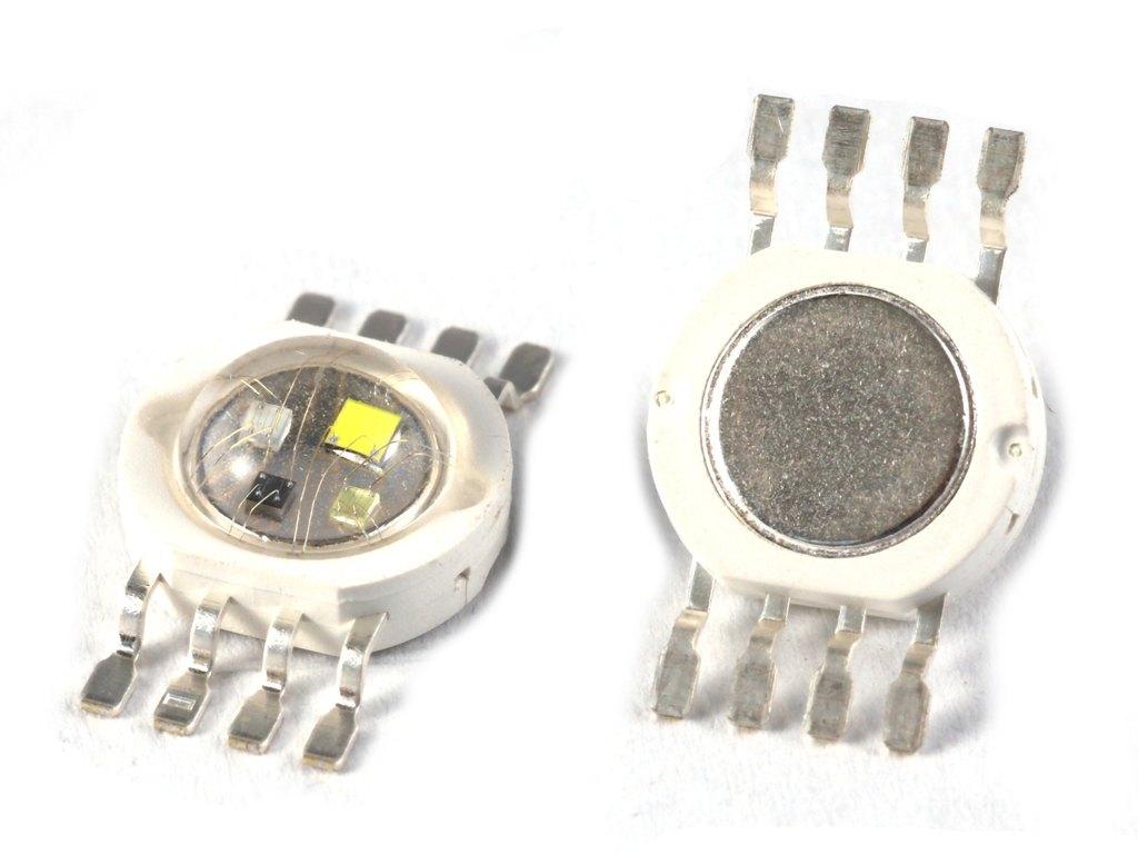 LED SMD 4W RGBW 4 színű 140° JH-4RGBW14G30-E2A-M