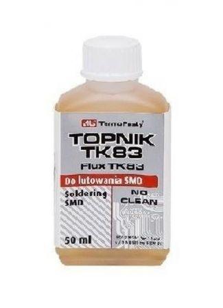 Forrasztó ón folyasztó, mérsékelt - 50 ml PPE-FLUX/TK83-50