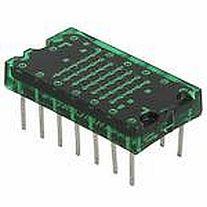 Pont mátrix LED Kijelző, zöld 36 LED LTP-305G