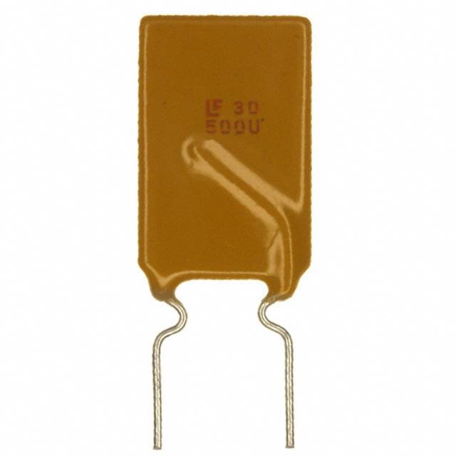 Öngyógyuló biztosíték (multifuse) 30R500UF 5,0A 30V FUSE 5.000A/LF