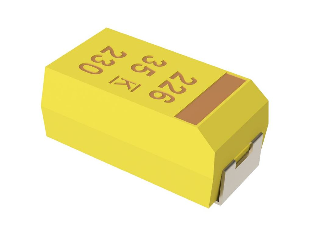 CHIP TANTAL kondenzátor 330uF 4V 10% (C-méret) SMDC 330UF/4VC