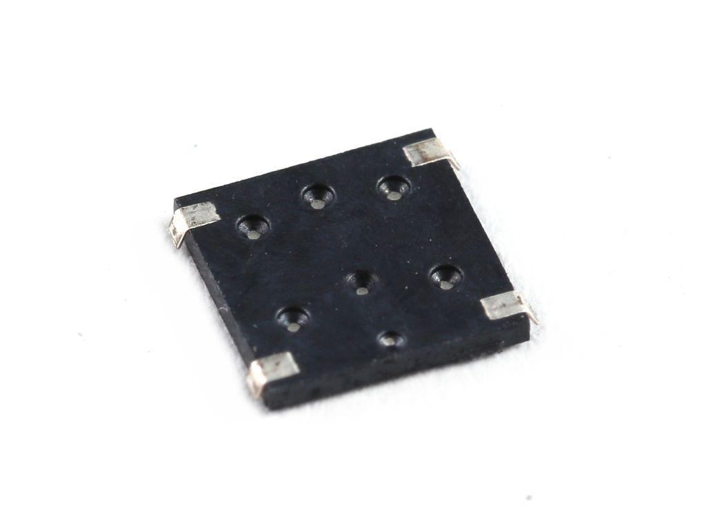 SMD Mikrokapcsoló 4.4x4.4mm 4p. szupervékony SW1000SL44 -