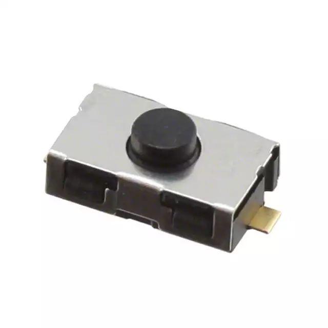 SMD mikrokapcsoló 6.0x3.8x2.5mm 2p gomb: 0.75mm SW1000S613