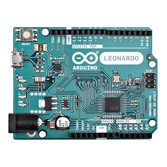 Arduino Leonardo Fejlesztői környezet KIT Arduino Leonardo
