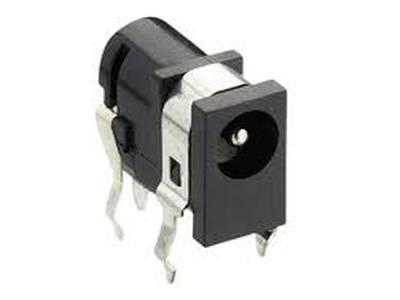 DC aljzat 1.65x4.4mm panelba forrasztható CSAT-P010/1.65