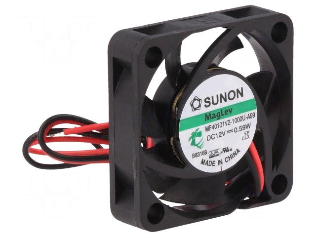12V ventilátor 40x40x10 MF40101V2-A99 CY 4010/12-V2-A99-A