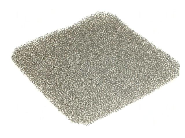 Szűrőbetét 30ppi CYP F-080/30 -as rácsba ventilátorhoz CYP F-080/30B