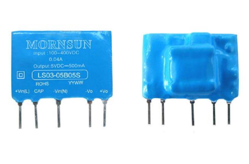 AC/DC modul 85...305VAC 2,5W 5VDC 0,5A AC025W-05V