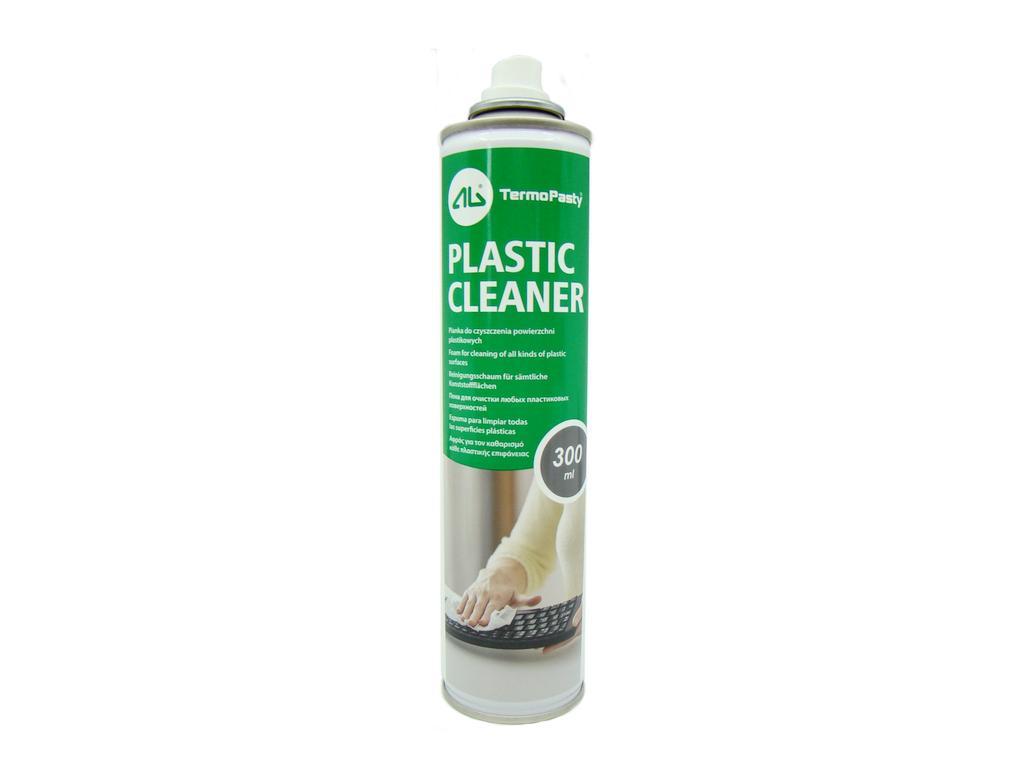 Műanyag tisztító hab spray 300ml PLASTCL/300