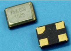 QUARTZ 54.000.000 MHz SMD 4p. 54.000 SMD