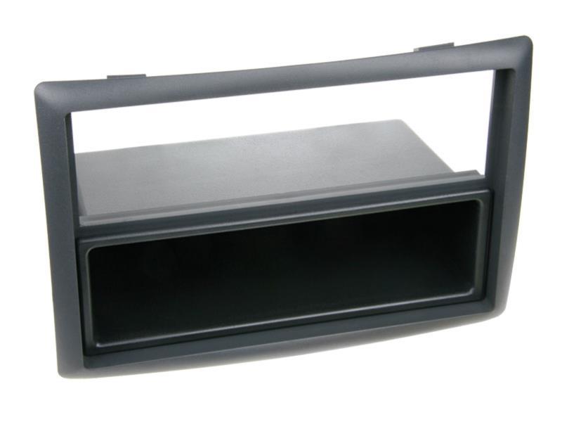Autórádió keret 2 DIN Renault, szín: fekete CAR-BOX40.235