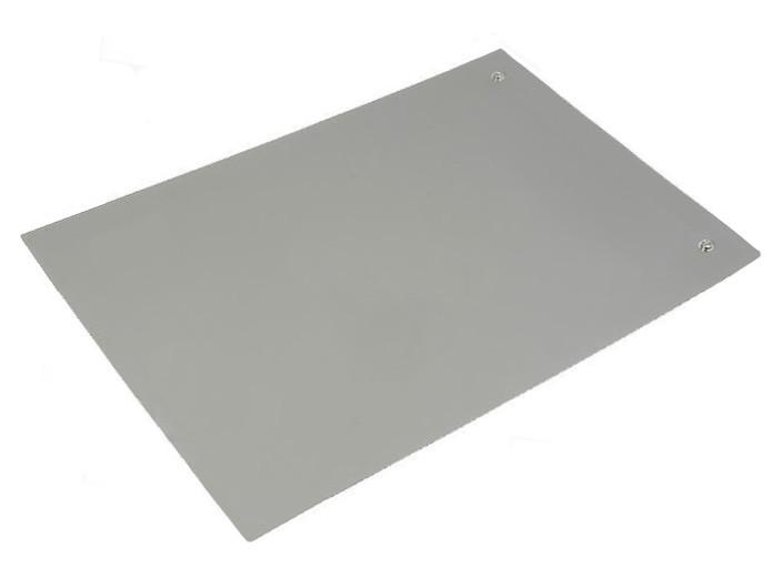 Antisztatikus asztalborítás, szürke 60x40cm, 2db 10.3 patenttel szerelve AS-MAT-GREY-6040