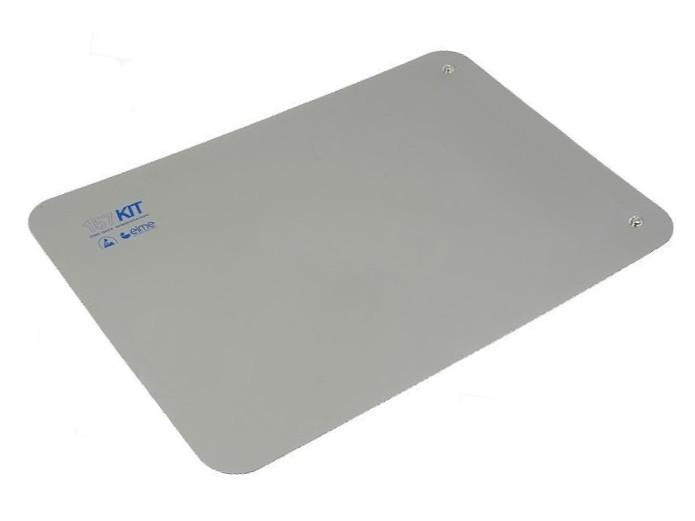Antisztatikus asztalborítás szürke 60x40 cm AS-MAT-GREY-6040