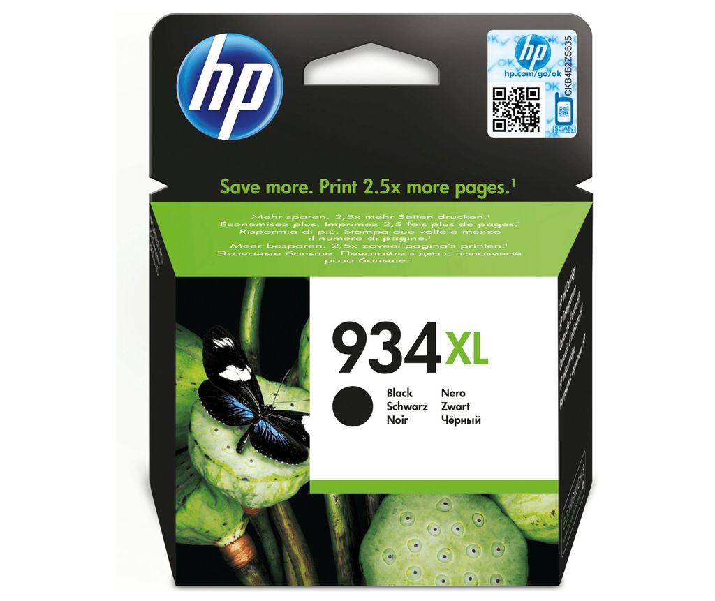 Tintapatron: HP C2P23AE 934XL-BLACK I000264