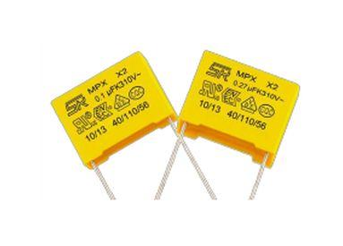X2 kondenzátor 10nF 310VAC 10% RM-10 C 10N AC310 X2