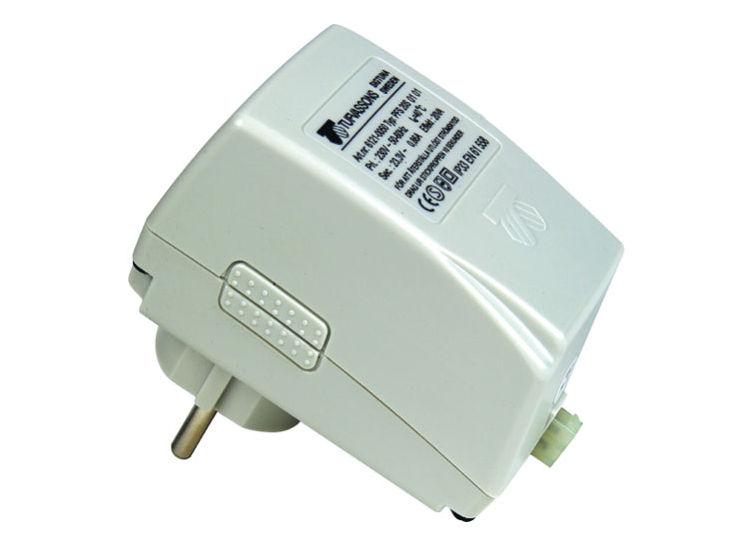 230VAC -> 23.3VAC 20VA adapter, IP33 P.SUP.A230/PFS20S24V