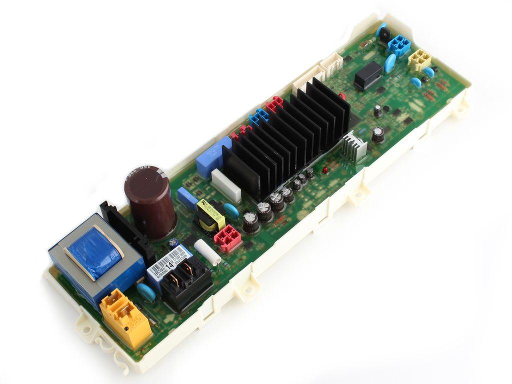 LG mosógép vezérlőpanel W8-EBR73933714