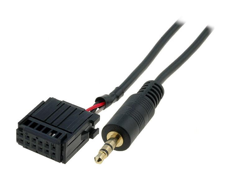 Aux adapter kábel - 3,5mm jack dugó FORD CSAT-CARC003