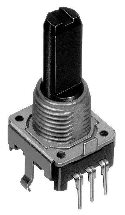 ENCODER 24 DET, 24PPR Vert. L:20mm EC12E2420802