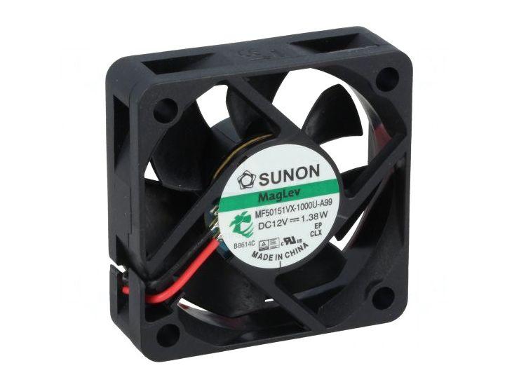 12V ventilátor 50x50x15 ME50151VX-G99 CY 5015/12-VX-G99