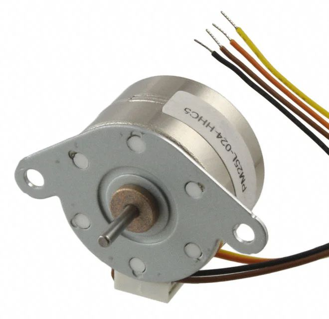 Léptető motor 24VDC, PM25L-024-HHC5 MOT STEPPER 004 24VDC
