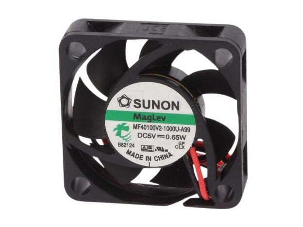 5V ventilátor 40x40x10 MF40100V2-A99 CY 4010/05-V2-A99