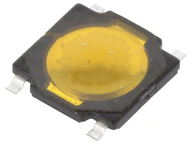 SMD Mikrokapcsoló 4.5x4.5mm 4p. szupervékony SW1000SL45