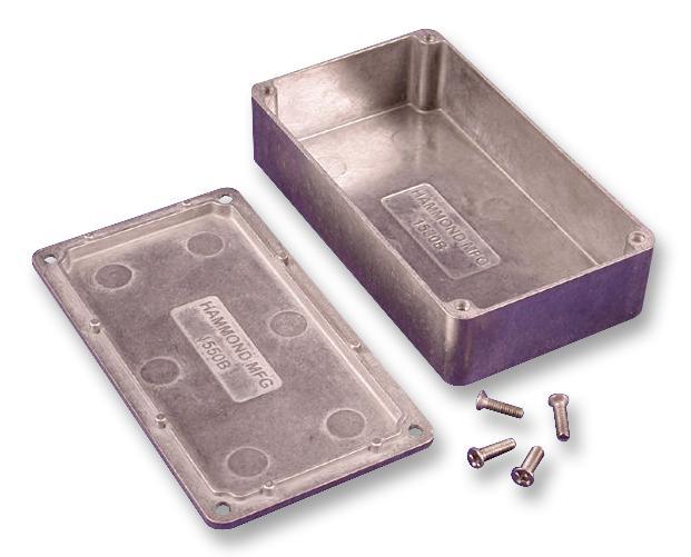 Univerzális alumínium doboz 115x64x30mm BOX HM1550B