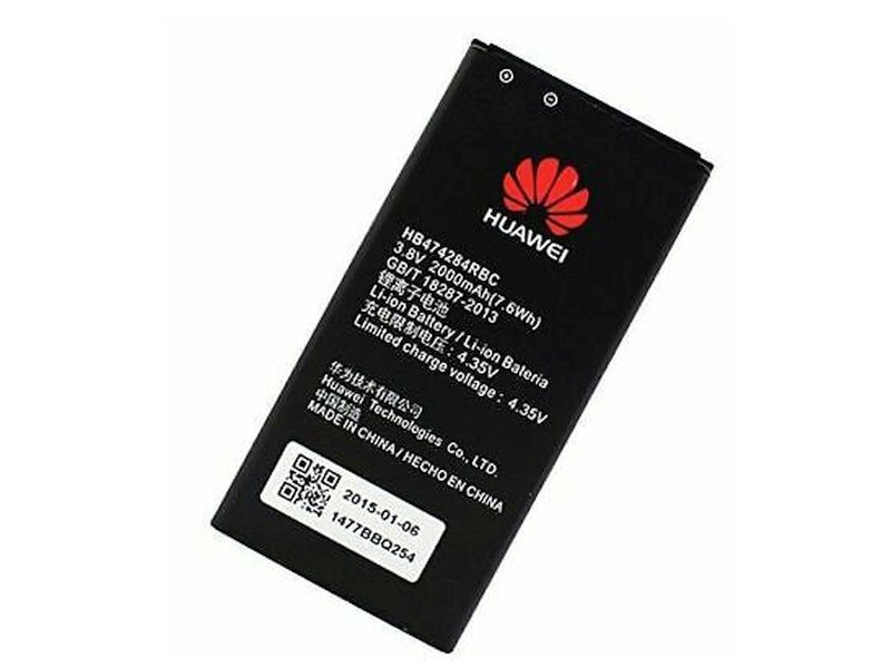 Li-ion Akkumulátor 3.8V 2000mAh Huawei Y550 Y635 Y625 GSM-HB474284RBC