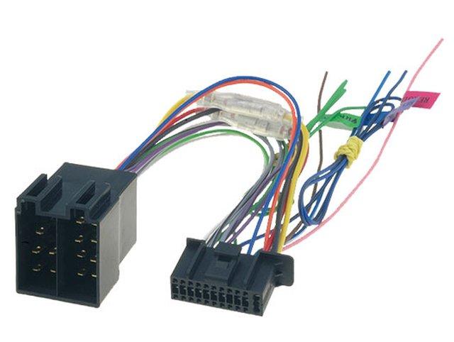 KENWOOD csatlakozó 22p ISO CSAT-CAR0325/I