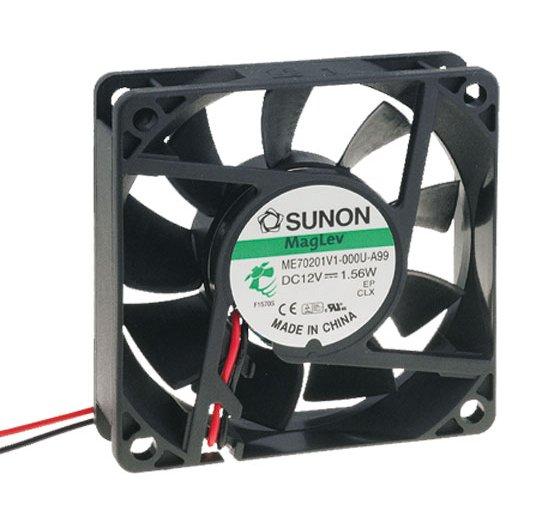 12V ventilátor 70x70x20 ME70201V1-A99 CY 7020/12V1-A99
