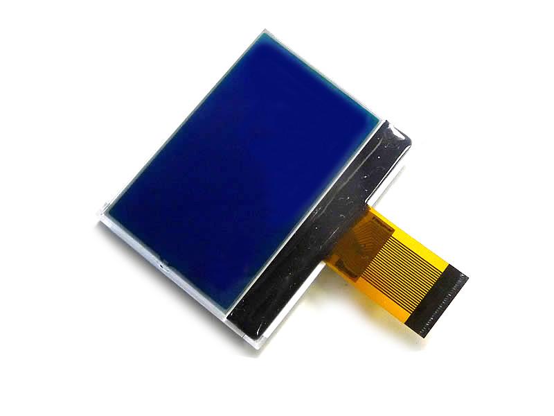 LCD Modul DEM 128064Q SBH-PW-N LCD DEM-0001
