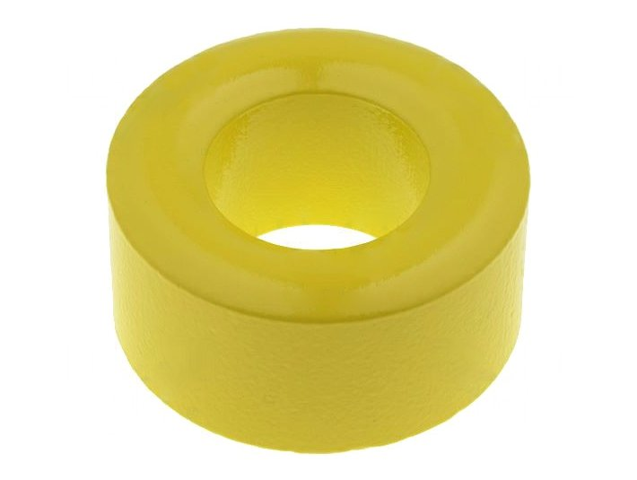 FERRIT toroid gyűrű, vasmag 26,9x14,5x14,6mm 124nH F-R269X145X146