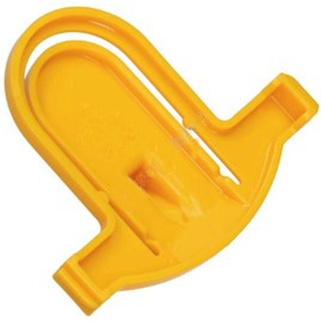 Miele mosógép ékretesz mosószeradagoló tálcához M1-6100663