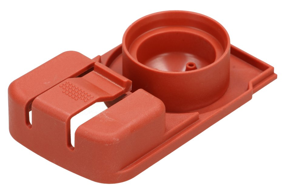 Miele kávéfőző befogó (piros vízkőtlenítéshez) M10-6060031