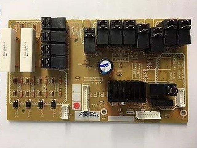 Vezérlőpanel A603M3H50EU MW-CONTROL 163