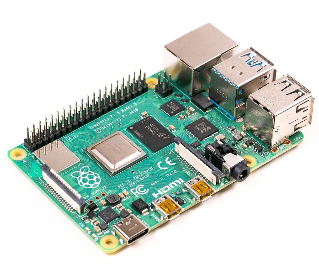 Raspberry Pi 4 B számítógép RASPBERRY PI 4 B