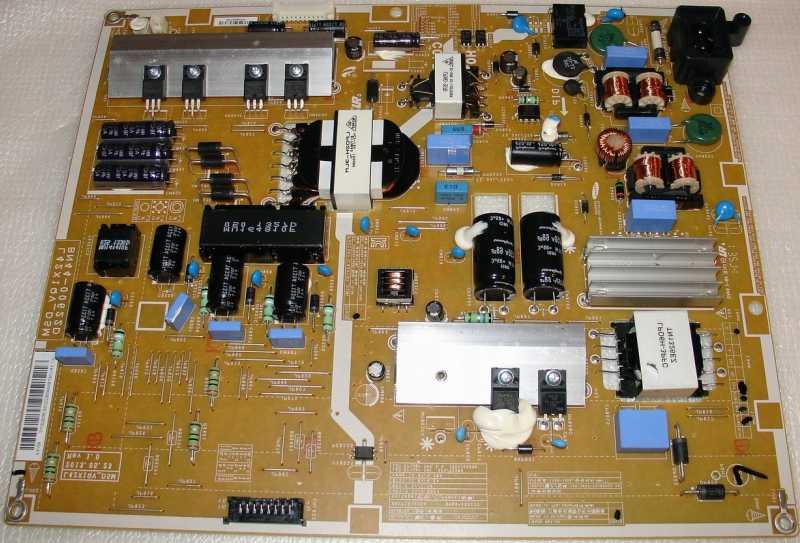 DC VSS-PD BOARD;L42X1QV_DSM,AC/DC,180W,1 TV-ASSY 5879