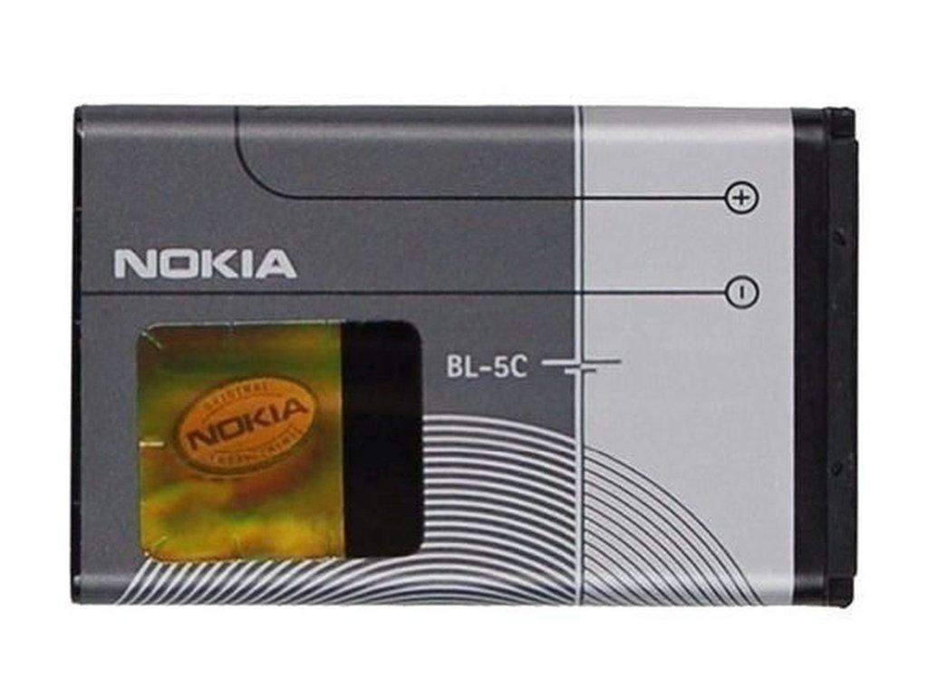 NOKIA Li-ion 3.7V 860mAh akkumulátor BL-5C ACCU GSM-BL-5C
