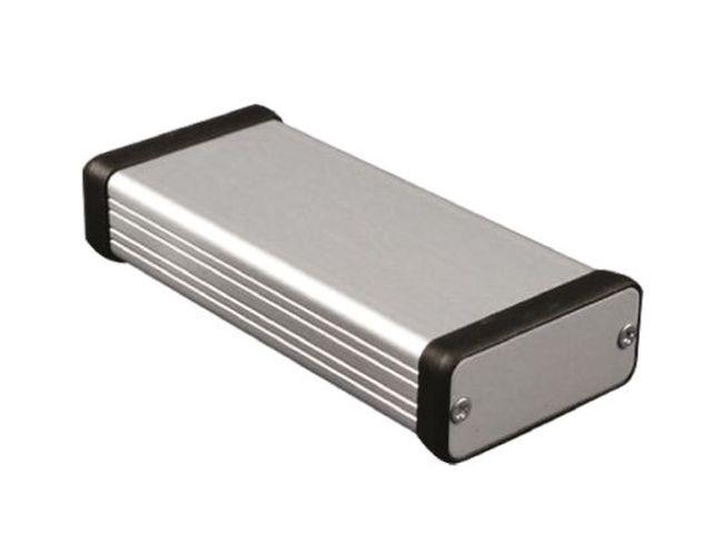 Univerzális alumínium doboz PCB 120x54x23mm BOX HM1455C1201