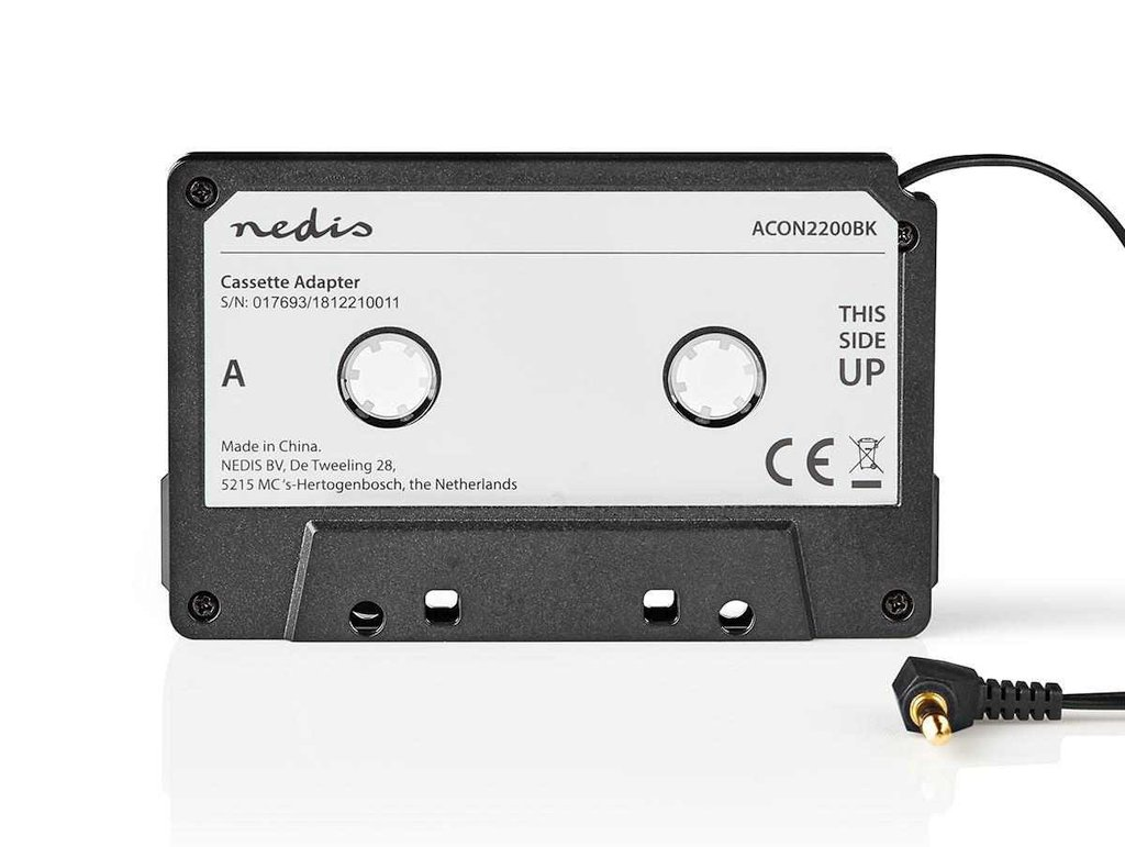 CD / deck sztereo kazetta adapter CLP-003/N