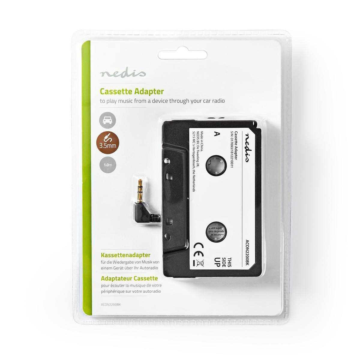 CD / deck sztereo kazetta adapter CLP-003/N -