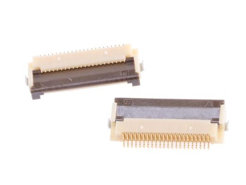 Csatlakozó 50 pólusú 0,5mm FFC & FPC CSAT-FLAT5010M